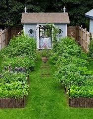 haybale garden